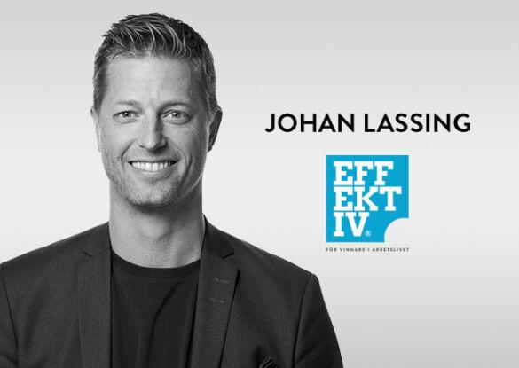 Bild på Johan Lassing
